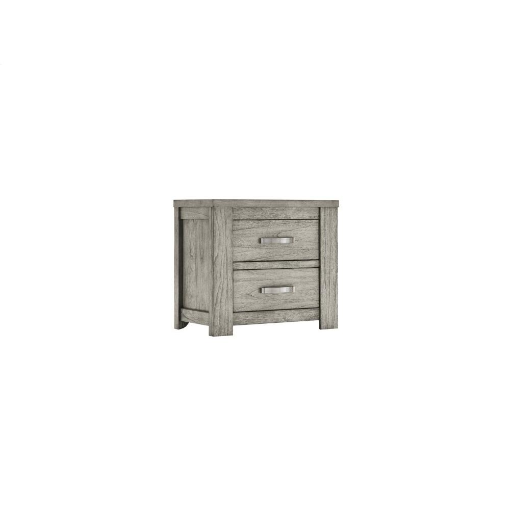 Emerald Home Nightstand B713-04