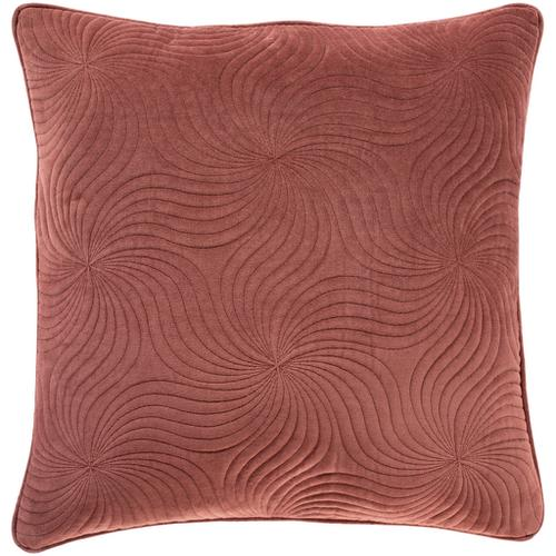 "Quilted Cotton Velvet QCV-009 22"" x 22"""