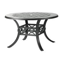 """View Product - Madrid II 54"""" Round Dining Table"""