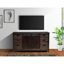 "2039 Barn Style TV Stand - 60"" L"