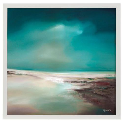 Style Craft - Reverie  32in X 32in Promotional Framed Print Under Glass  Ready to Hang