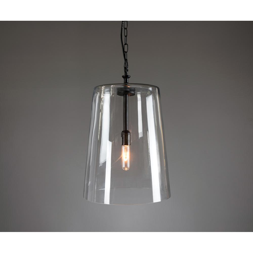 See Details - Camille Glass Pendant