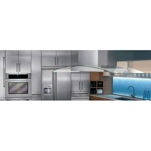 Product Image - Electrolux RH36PC60GS  36'' Glass and Stainless Canopy Island-Mount Hood