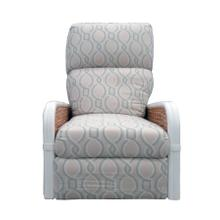 See Details - Recliner Glider, Fully Upholstered Arms.