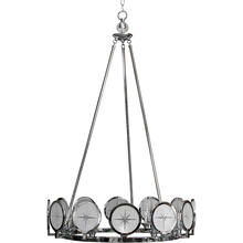 AF Lighting 7780 12-Light Chandelier, 7780-12H