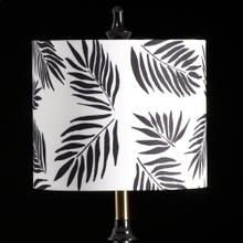 PALM MIXOLOGY SHADE  SMALL  10in X 12in  Available in three sizes this lighting collection has a