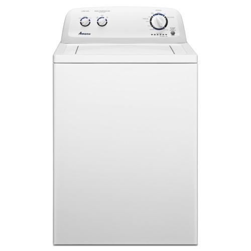Amana 4.1 cu. ft. I.E.C. Top Load Washer with Load Size Options