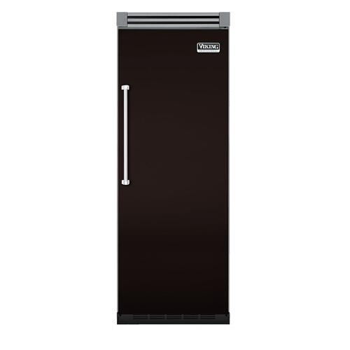"Viking - Chocolate 30"" Quiet Cool™ All Refrigerator - VIRB Tru-Flush™ (Right Hinge Door)"