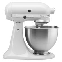 Classic Series 4.5-Quart Tilt-Head Stand Mixer - White