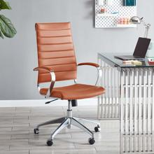 See Details - Jive Highback Office Chair in Terracotta