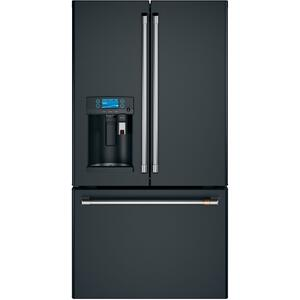 CafeENERGY STAR® 22.1 Cu. Ft. Counter-Depth French-Door Refrigerator with Keurig® K-Cup® Brewing System