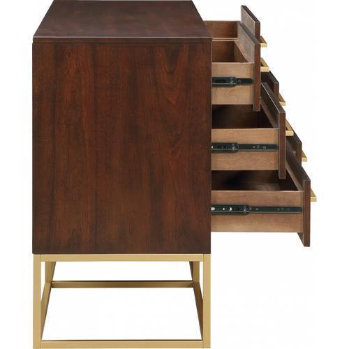 "Maxine Dresser - 56"" W x 18"" D x 32.5"" H"