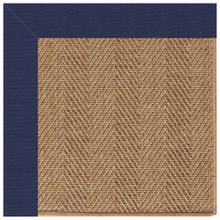 "View Product - Islamorada-Herringbone Canvas Royal Navy - Rectangle - 24"" x 36"""