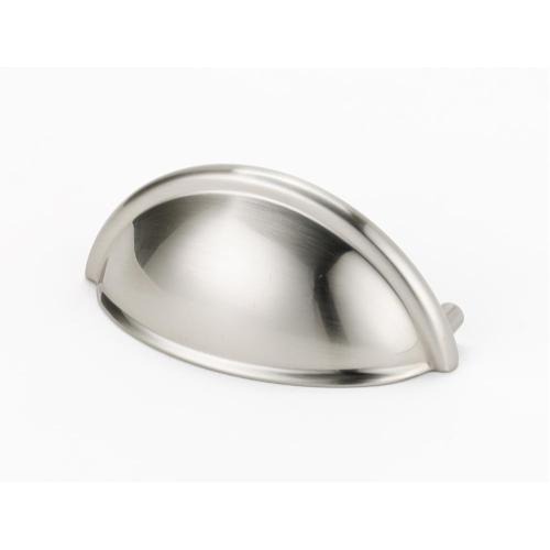 Cup Pulls A1350 - Satin Nickel