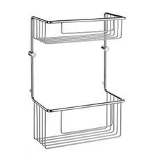 See Details - Double Shower Basket