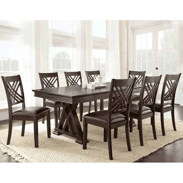 See Details - Adrian 5 Piece Set(Table & 4 Side Chairs)