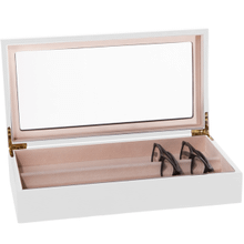 See Details - Large White Eyewear Valet.