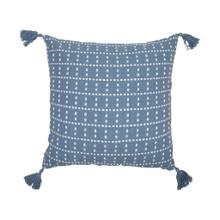 See Details - 20x20 Hand Woven Polly Pillow