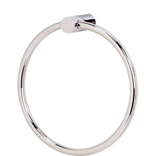 Spa 1 Towel Ring A7040 - Unlacquered Brass