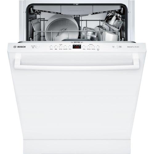 100 Series Dishwasher 24'' White SHXM4AY52N