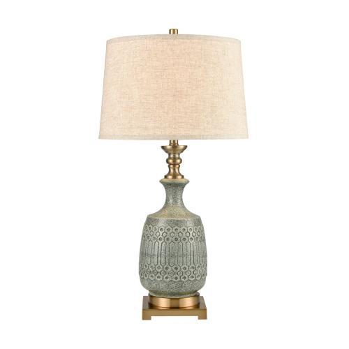Stein World - Port Ewen Ceramic Table Lamp