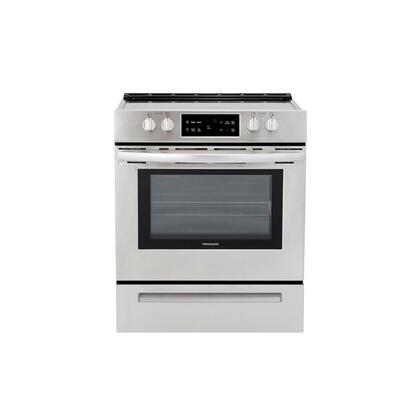 See Details - Frigidaire 30'' Front Control Electric Range