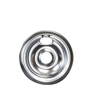 FrigidaireSmart Choice 6'' Chrome Drip Pan