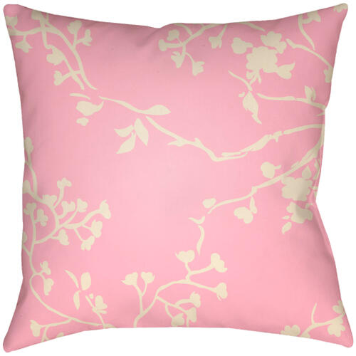 """Chinoiserie Floral CF-009 18""""H x 18""""W"""