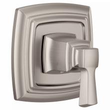 View Product - Boardwalk Spot resist brushed nickel M-CORE transfer M-CORE transfer valve trim