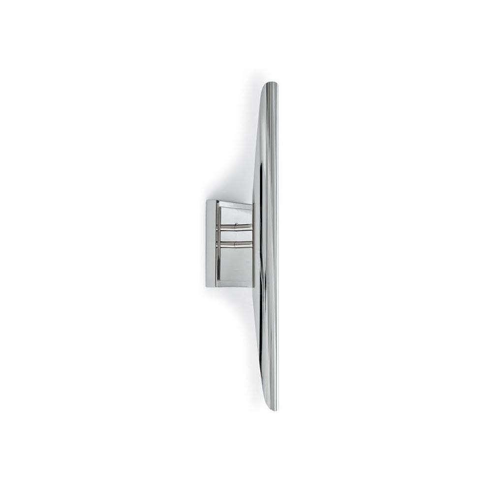 See Details - Redford Sconce (polished Nickel)