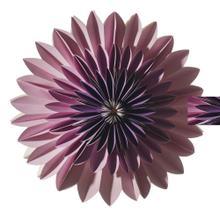 7'' x 12.75'' Light-Purple Fiesta Ornament