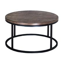 7328 Round Cocktail Table