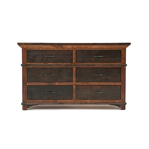 Glen Falls - 6 Drawer Dresser
