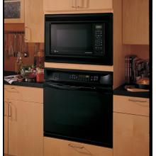 "30"" Trim Kit for 1.6 Cu. Foot Countertop Microwave Models - Black"