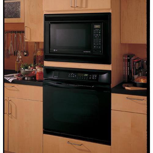 "Product Image - 27"" Trim Kit for 1.6 Cu. Foot Countertop Microwave Models - Black"