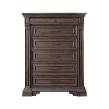 See Details - Bedford Heights 6 Drawer Chest in Estate Brown