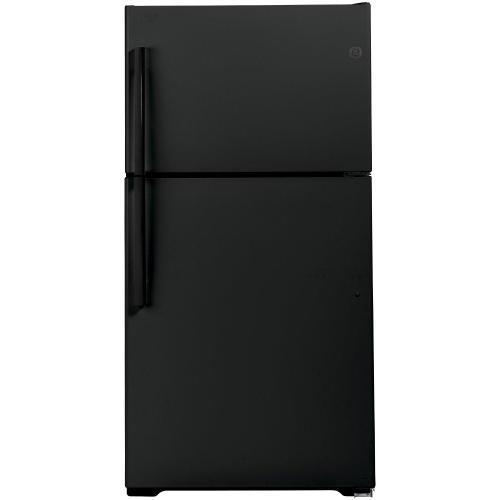 GE® ENERGY STAR® 21.9 Cu. Ft. Top-Freezer Refrigerator