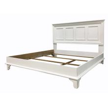 See Details - Brome Lake Panelled Platform Bed