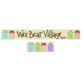 Wee Bears[TM] Banners (3 pc. set)