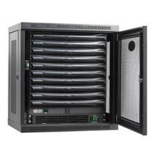 EdgeReady Micro Data Center - 9U, Wall-Mount, 1.5 kVA UPS, Network Management and PDU, 120V Kit