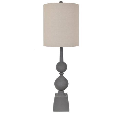 Farm House Pediment Table Lamp