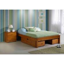 See Details - 53 Jumbo Under Bed Chest Fits On Both Sides of Bed