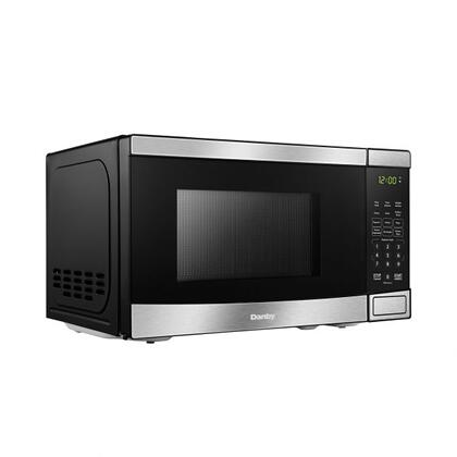 See Details - Danby 0.7 cuft Microwave with Stainless Steel front