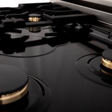 View Product - ZLINE 4 Brass Burners (BRASSBR-30)
