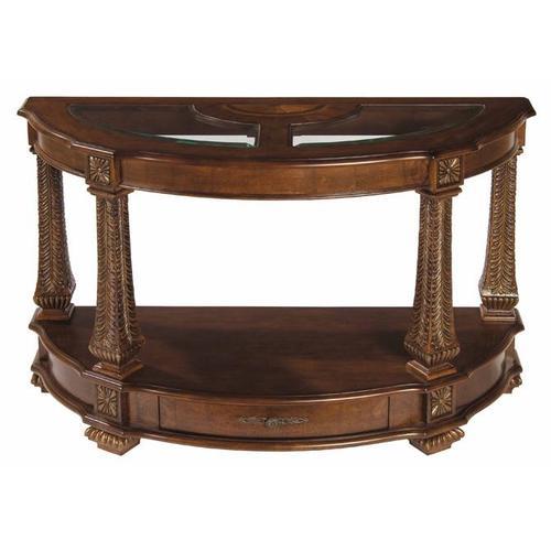 Stein World - Westminster Demilune Sofa Table