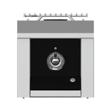 Aspire Panel, Control, Side Burner, Single, Black/stealth