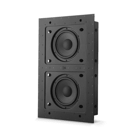 "SSW-4, Dual 8"" (200mm) In-wall Passive Subwoofer"