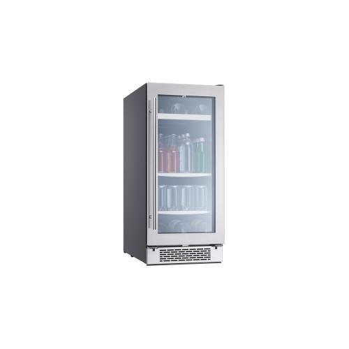 "15"" Single Zone Beverage Cooler"