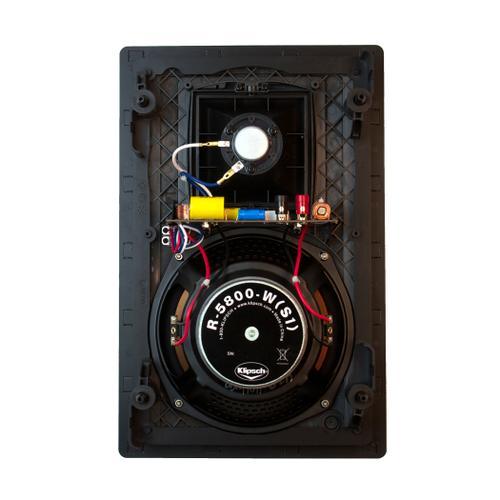 Klipsch - R-5800-W II In-Wall Speaker