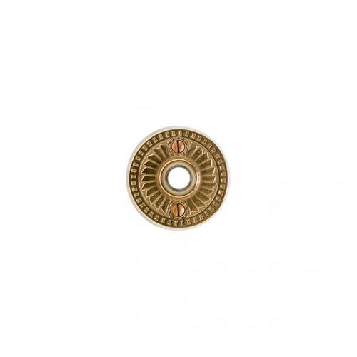 "Rocky Mountain Hardware - Briggs 2 1/2"" Round Silicon Bronze Brushed"